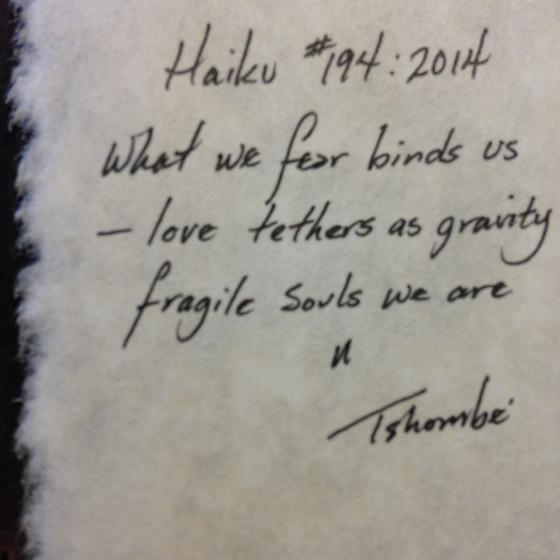 Haiku 194:2014